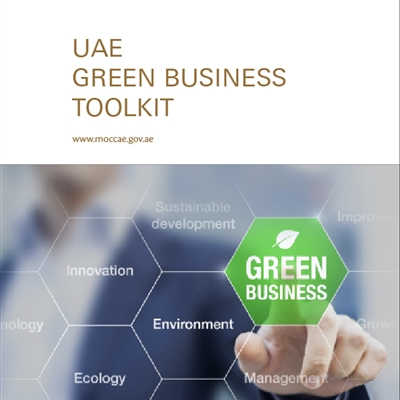 UAE GrEEn bUsinEss toolkit